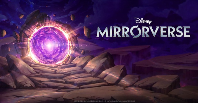 Disney and Kabam Announce New Mobile RPG Mirrorverse