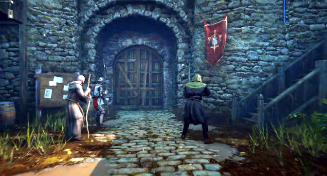 Survive a Brutal Castle Siege in Gloria Victis: Siege Game