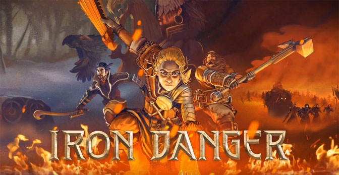 Iron Danger Steampunk RPG Releases New Content