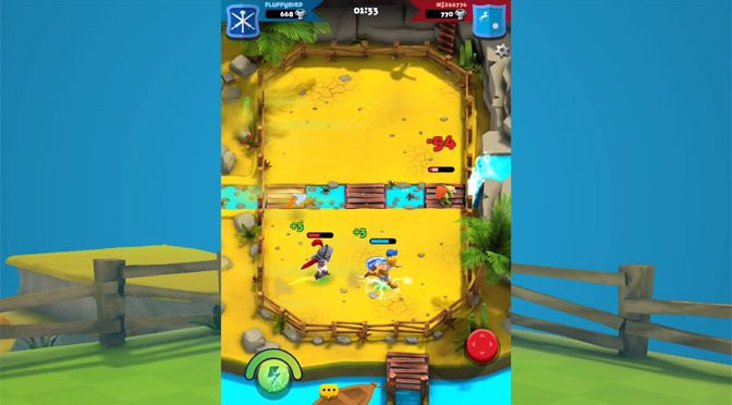 Knockdown Heroes: Rogue Games All New Card Based Mobile Strategy Game