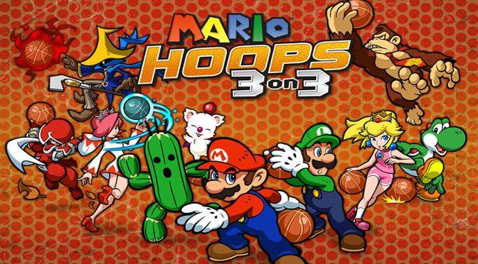 Retro Game Friday: Mario Hoops