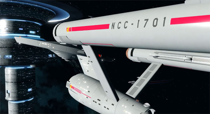 Star Trek Online Warps New Content to Consoles