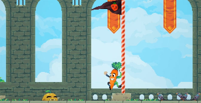 Comical Wonderling Platformer Smashes to Steam and Switch