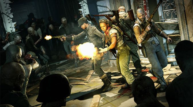 Bury the Nazis Again in Zombie Army 4