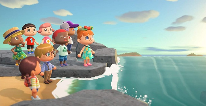 The Charmed Life is Back in Animal Crossing: New Horizons
