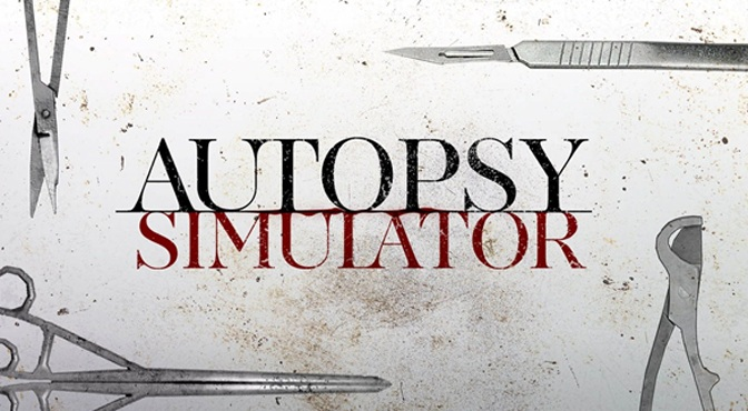 Autopsy Simulator Game Announced