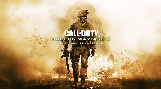 Call of Duty Modern Warfare 2 Remastered Deploys for Xbox One and PC
