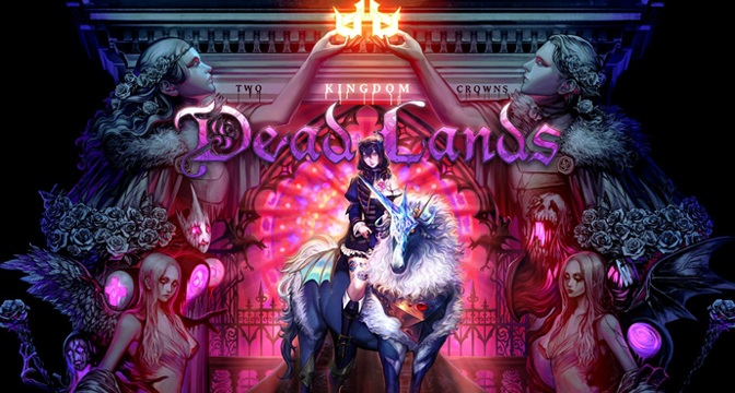 Kingdom Two Crowns: Dead Lands Announces Bloodstained Crossover Event