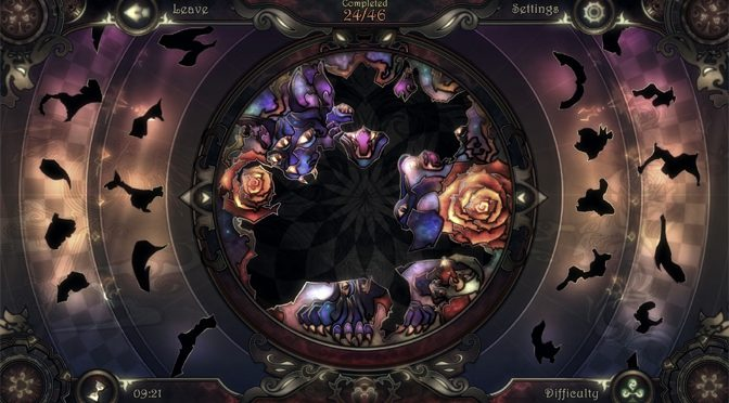 Beautiful Glass Masquerade 2 Shatters Other Puzzlers