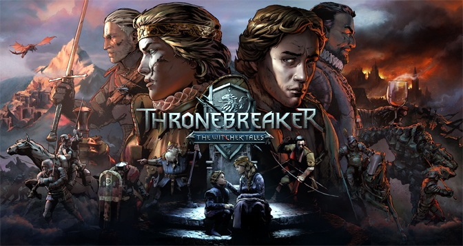 Thronebreaker Brings More Witcher Goodness to Switch