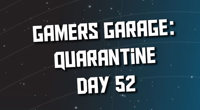 Game Over Gang: Going A Little Quarantine Crazy
