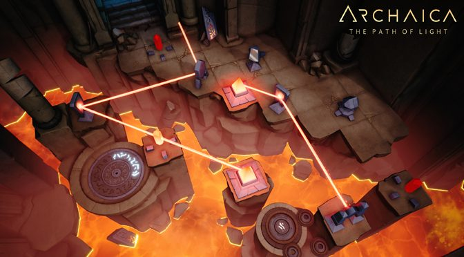 Lighting up Your Game Life with Archaica