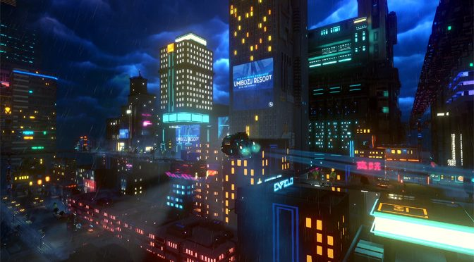 Cloudpunk offers Chill Blade Runner-like Experience