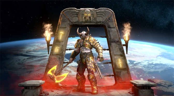 DOOM Eternal Gets First Major Update