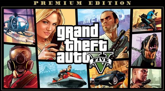 Grand Theft Auto V: Premium Edition Launches For Free On Epic Games Store