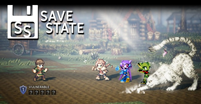 Save State Slays an Epic RPG and a Platformer