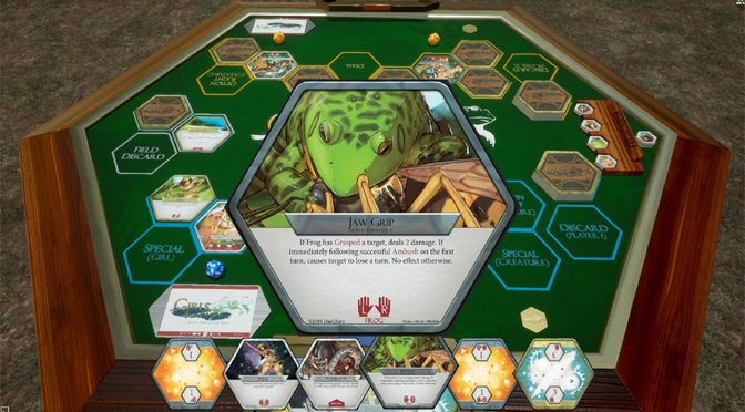 Tabletop Playground Board Game Simulator Rolls To Steam