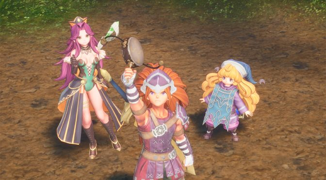 Trials of Mana: I Pwomise It's a Vewy Gewd Game