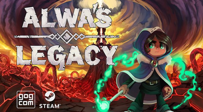 Alwa's Legacy Comming to Steam and GOG