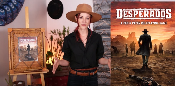 Desperados III Videogame Launches Free Pen and Paper RPG