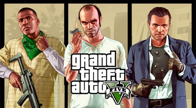 Grand Theft Auto V Confirmed for NextGen, Free to PlayStation 5 Players