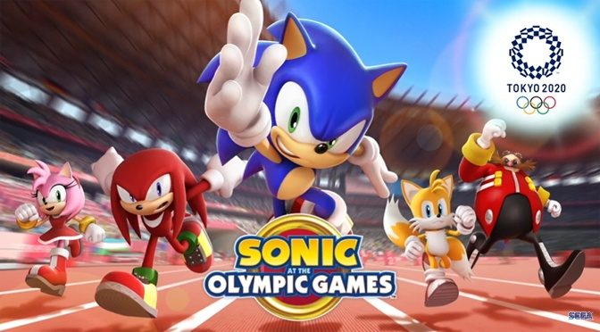 Sonic Conquers the Olympics in Tokyo 2020 Game