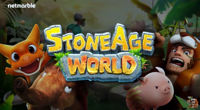 Stone Age World MMO Gets Ready for Launch