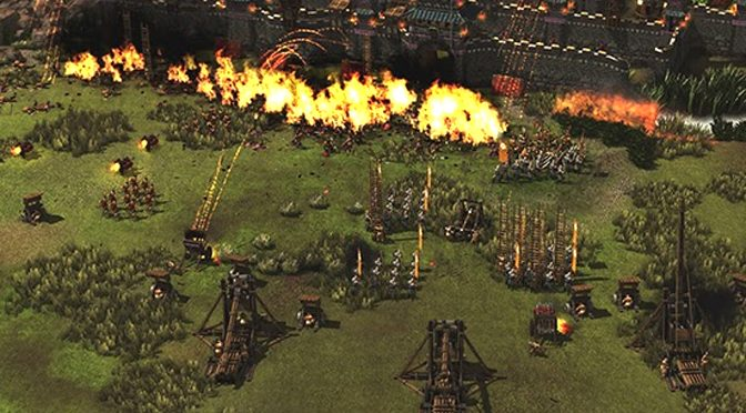 Stronghold: Warlords to Release Worldwide in September