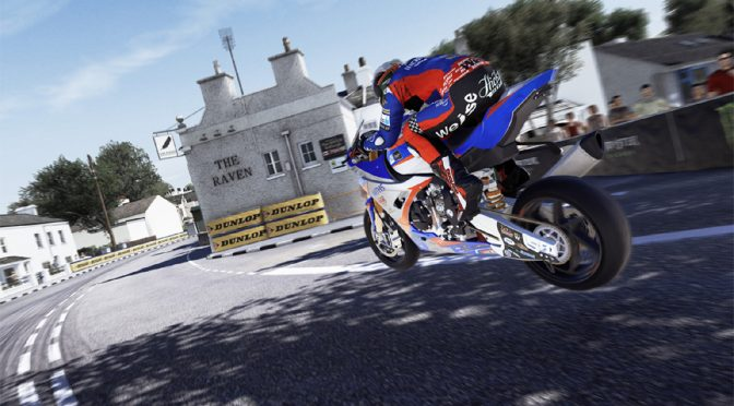 TT Ride on The Edge 2 Hosting Simulation Racing Contest