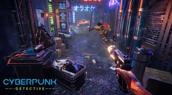 Cyberpunk Detective Game Announced