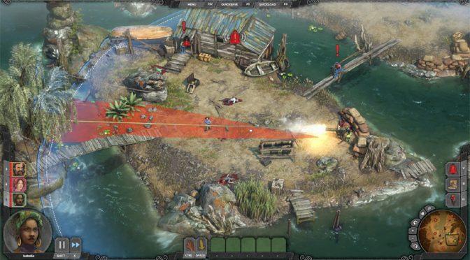 Desperados III Adds Bounty Mode and Light Level Editor
