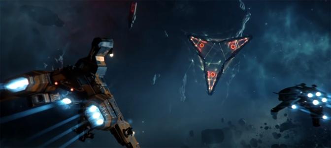 EVE Online Launches Zenith The Third Quadrant