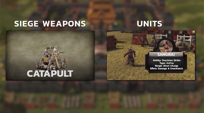 New Stronghold: Warlords Video Shows Off Customizable Castle Defenses