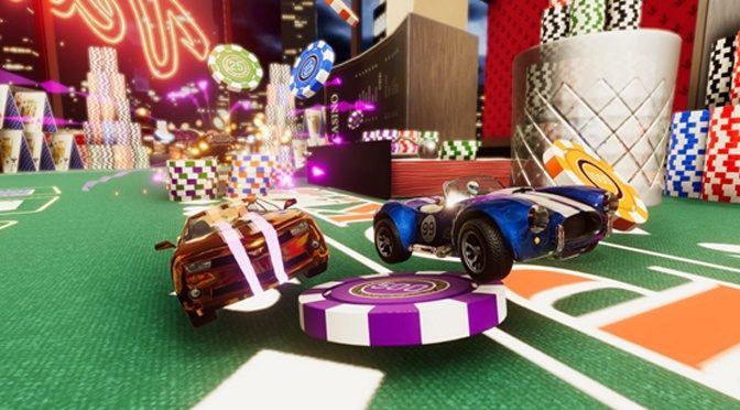 Super Toy Cars 2 Driving to PlayStation 4