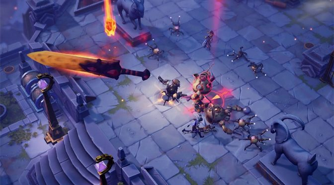 Early Access Torchlight III Adds Endgame Content