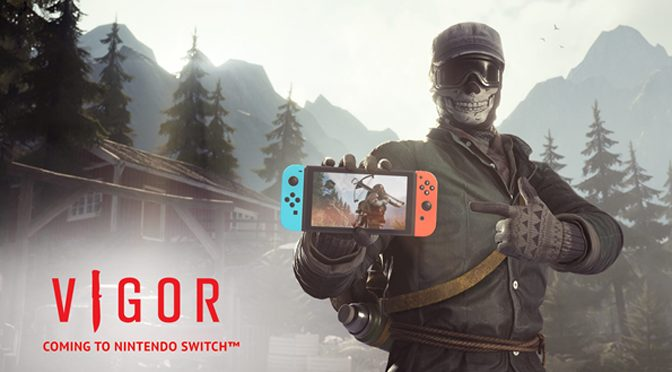 Vigor Goes Free To Play on Nintendo Switch