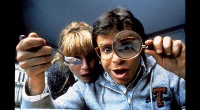 Movie Monday: Honey I Shrunk the Kids