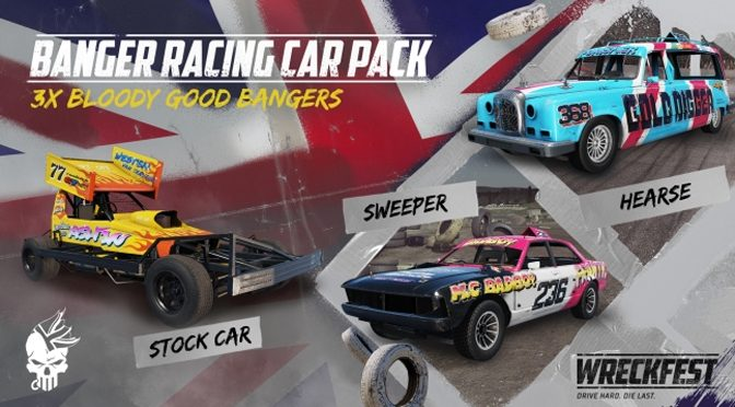 Wreckfest Season 1 Ends with a Bang