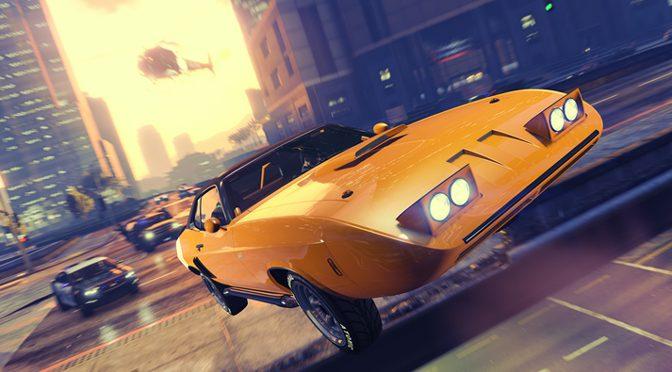 Grand Theft Auto V Online To Celebrate Los Santos Summer