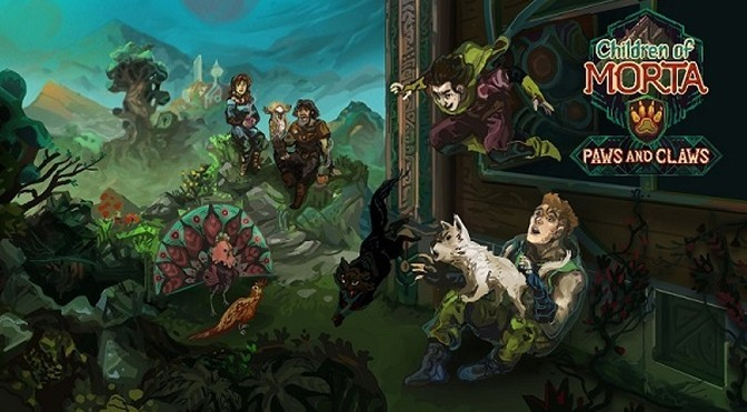 Children of Morta's Paws and Claws DLC Adds Pets, Supports Animal Charity
