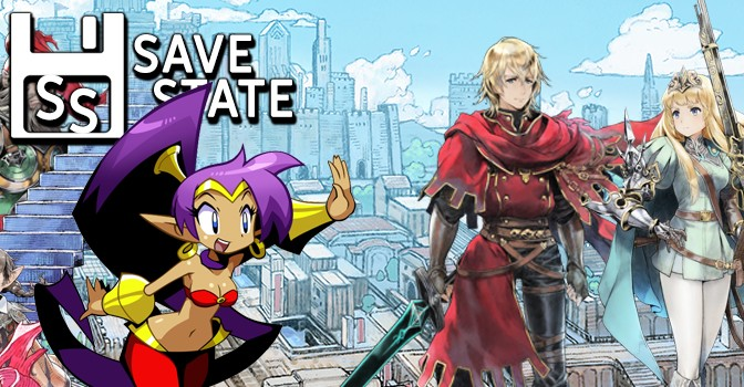 Dancing Through the Backlog with Shantae and Radiant Historia