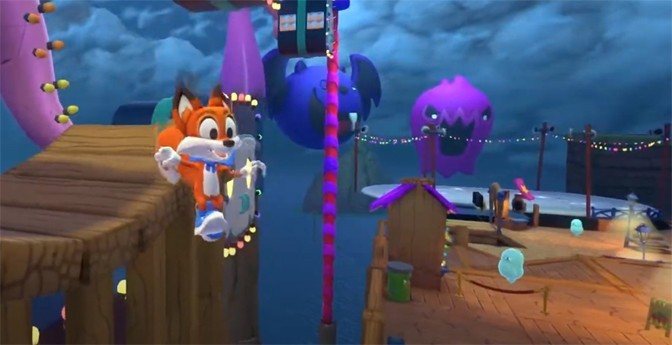Super Lucky's Tale Comes to Consoles and PC