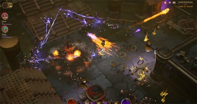 Torchlight III Gets New Trailer as Epic Dungeon Delving Game Launches
