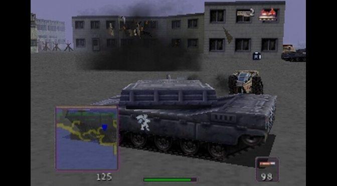 Retro Game Friday: BattleTanx