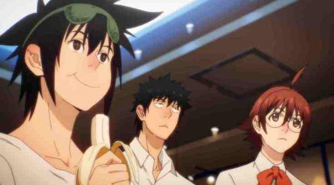 Anime Sunday: GoHS Episode 01 Impressions