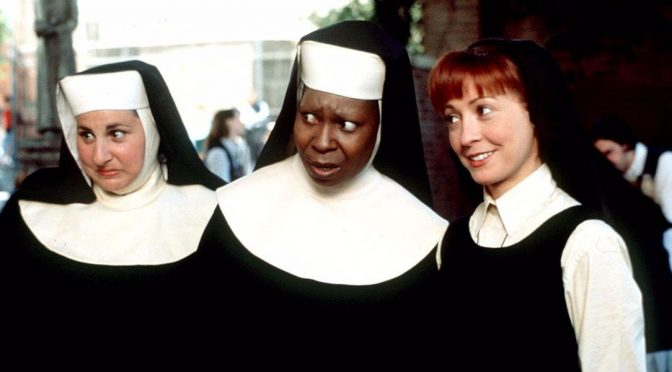 Movie Monday: The Sister Act