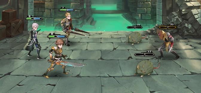 Azure Saga: Pathfinder RPG Coming to IOS