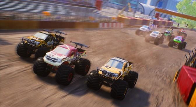Monster Truck Championship Gets new Gamescom Trailer