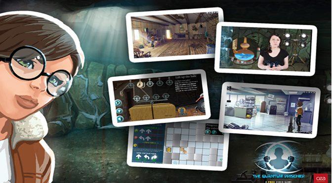 Free Quantum Prisoner Videogame Teaches Science