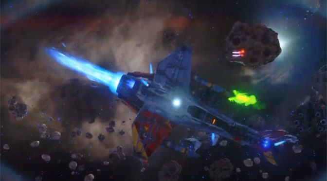 Rebel Galaxy Outlaw Deploys to Steam and Consoles